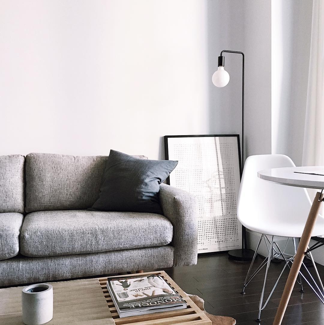 The interior of a Caper Co-Living space. The startup launched two sites in Sydney this month.
