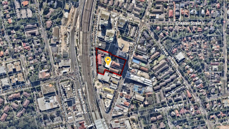 ▲ Stockland's plans for a 29 storey tower comprising 132 residential care beds and 205 independent seniors living units has been approved.