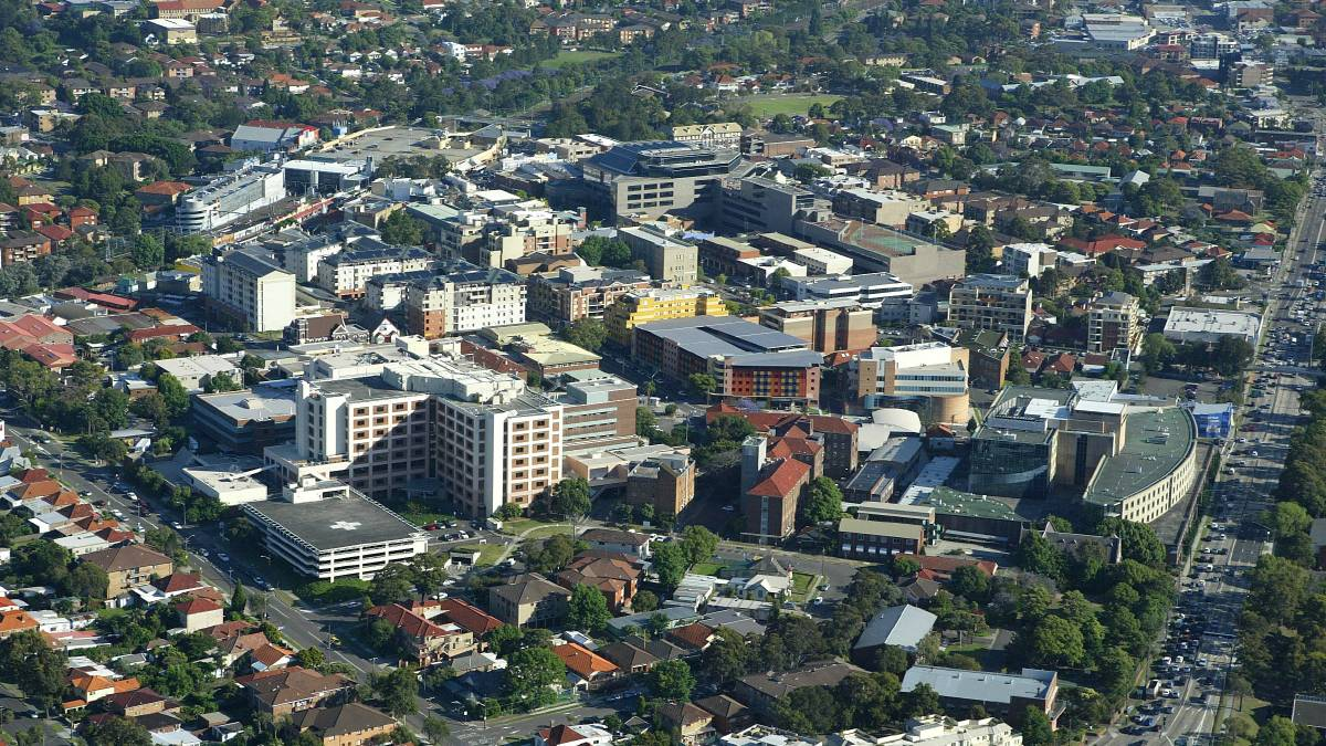 Sydney's South-West suburb of Kogarah is a hotspot for mid-rise residential developments at the moment
