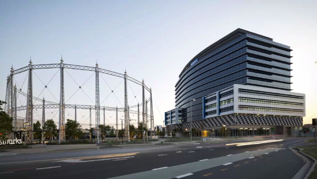 ASX-listed Growthpoint Properties Australia scooped up the Bank of Queensland headquarters building in Brisbane's city fringes for $250 million.
