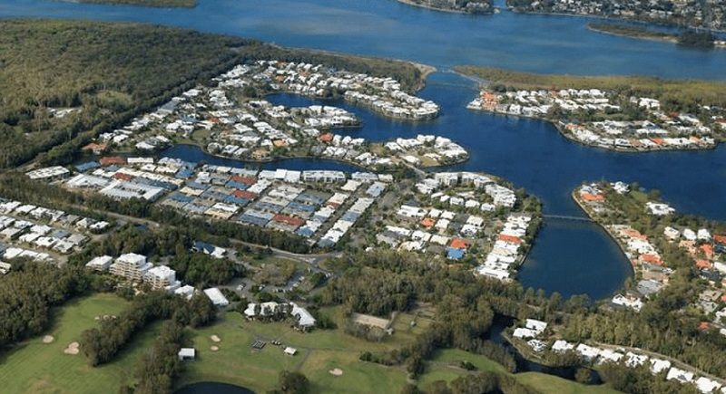 ▲ The Twin Waters West development plans were changed to reflect existing developments in the Sunshine Coast area.