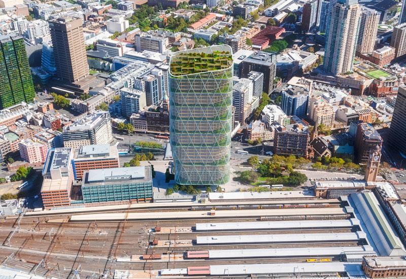 Atlassian Tower Sydney Development Project