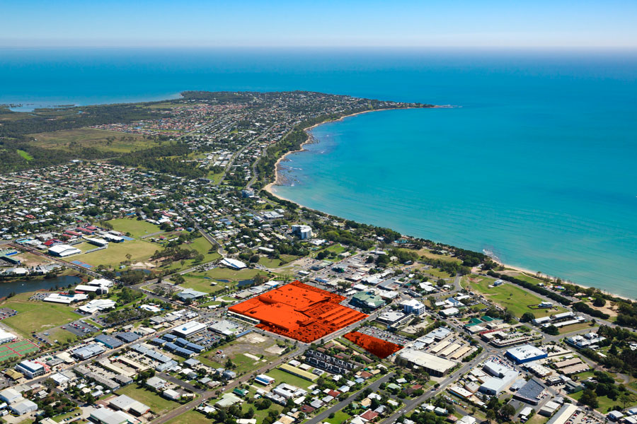 Pialba Place, a sub-regional centre in Queensland's Harvey Bay, sold for $36 million to Perth-based M/Group this month.