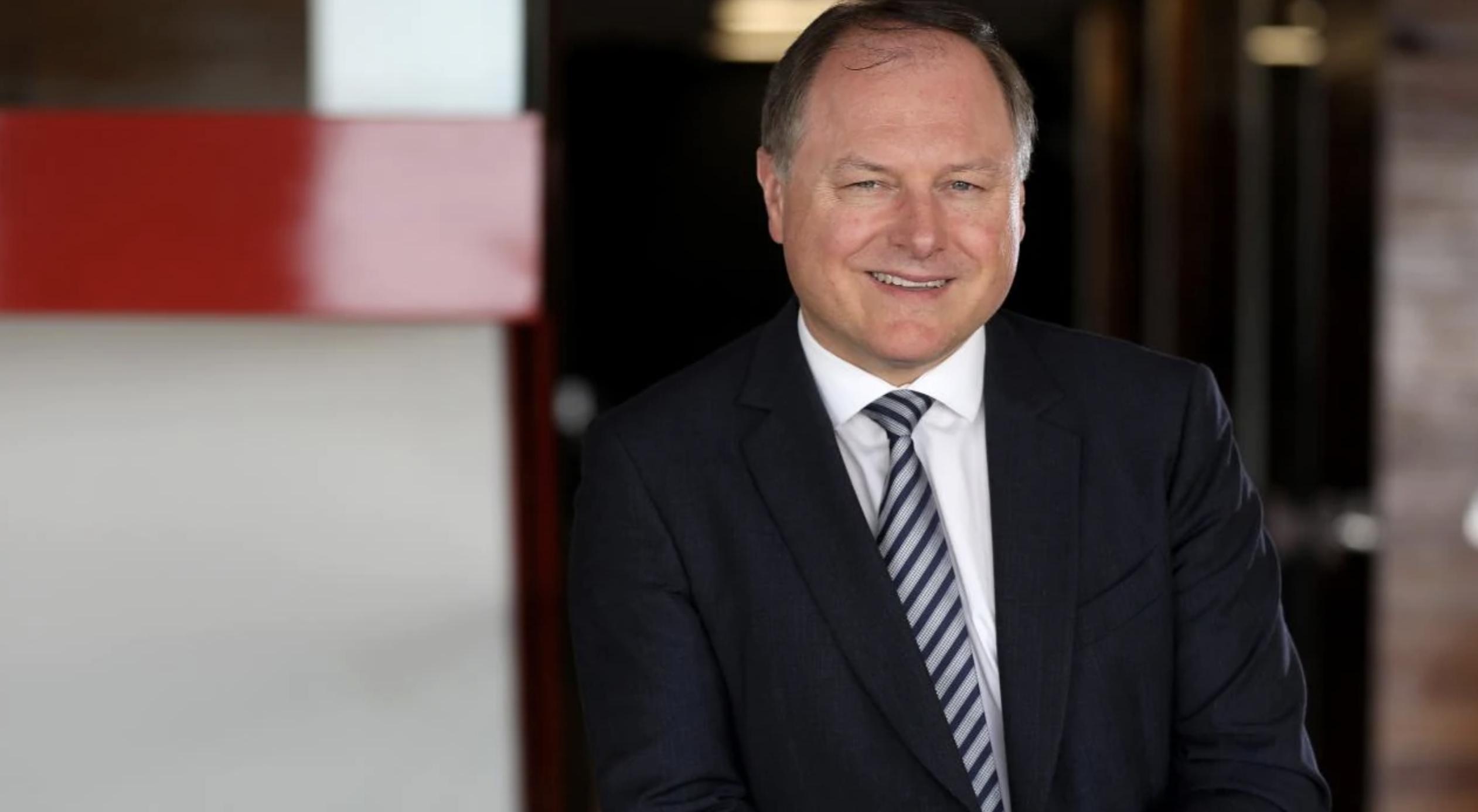 Stockland CEO Mark Steinert