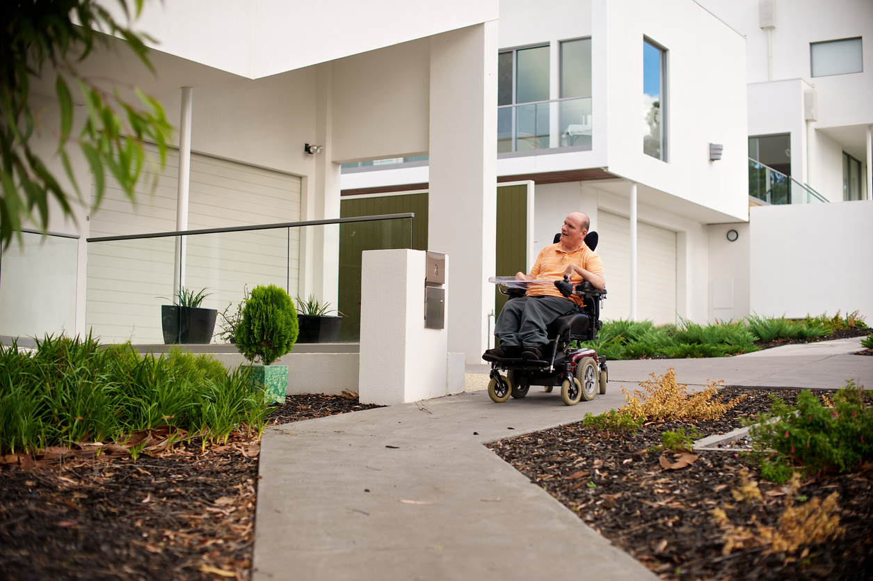 The market is forecast to foster a $5 billion disability housing market over the next five years.