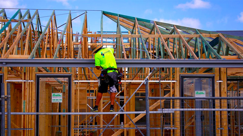 ▲ According to recent Australian Bureau of Statistics figures the value of loans to first home buyers rose by 10.6 per cent in July, 26.6 per cent higher for the year.