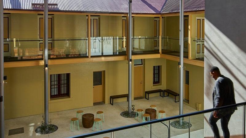 Adderton: House & Heart of Mercy | Wilson Architects