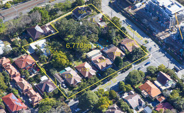 130-138-Archer-Street-Roseville-arerial-marked1_620x380