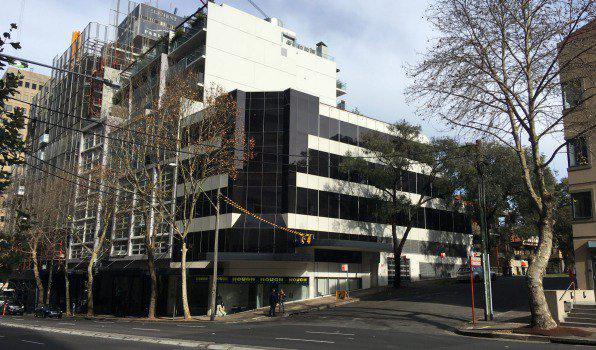 The office building at 160 Pacific Highway, North Sydney acquired for $10m.