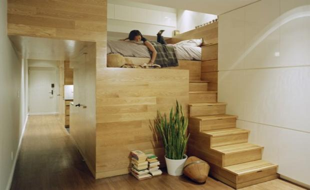 Smart storage solutions for apartments for Smart space solutions