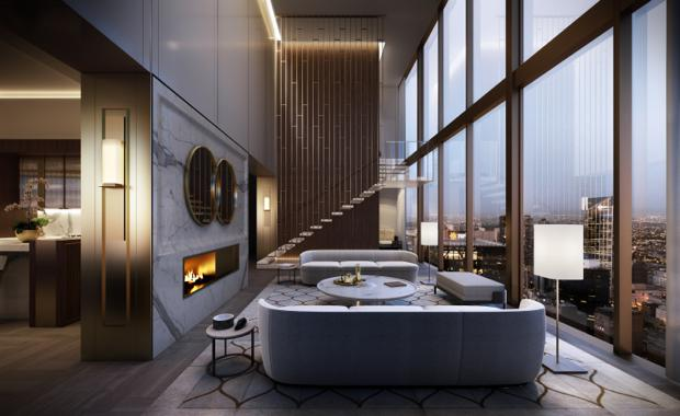 150814-Collins-House-penthouse-Living-Room-Dusk