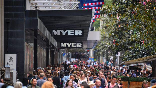 Melbourne's Bourke Street ranked 17th