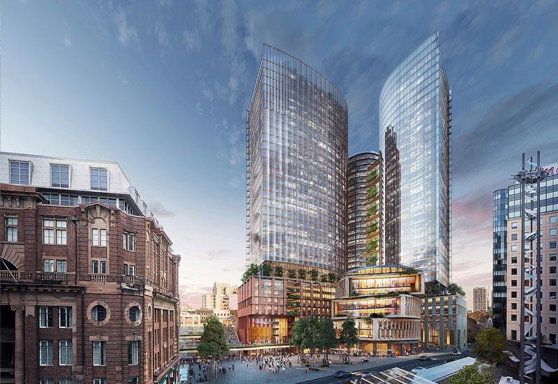 Central Place Frasers Property Development Sydney