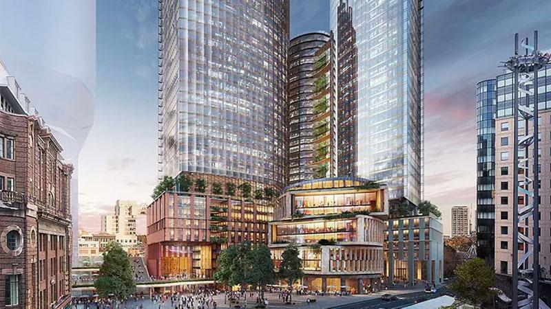 Dexus Frasers Sydney Central's $2.5bn Tech Hub Plans