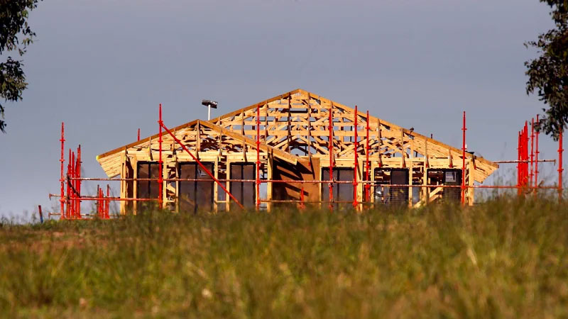 ▲ Victoria, the country's biggest greenfield land market, has seen a surge in defaults this year.
