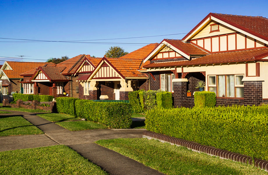 ▲ Sydney's property prices increased by 70 per cent before the downturn started, prices are now back to mid-2016 levels.
