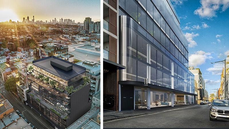Plans for 11 Wilson Street