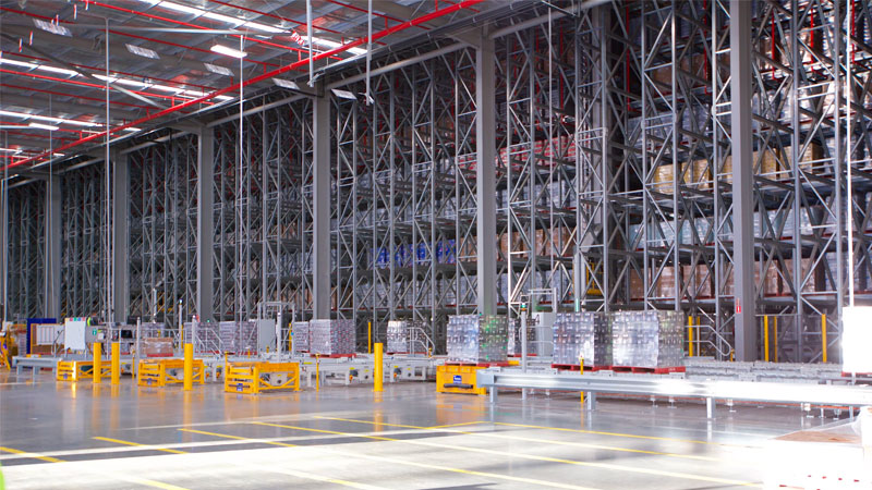 ▲ CPIF's current $3.9 billion industrial and logistics portfolio comprises 63 assets, with 85 per cent of the portfolio by value in the key land constrained and high performing Eastern Seaboard markets of Sydney, Melbourne and Brisbane.