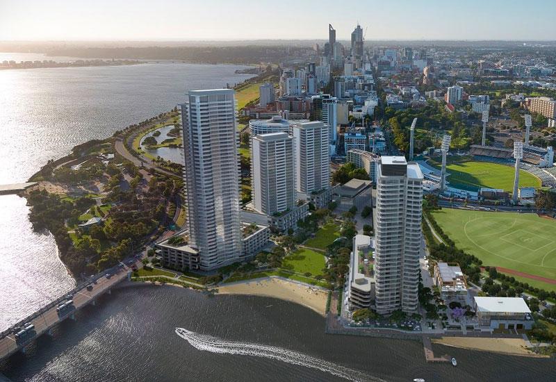 Waterbank Perth Lendlease