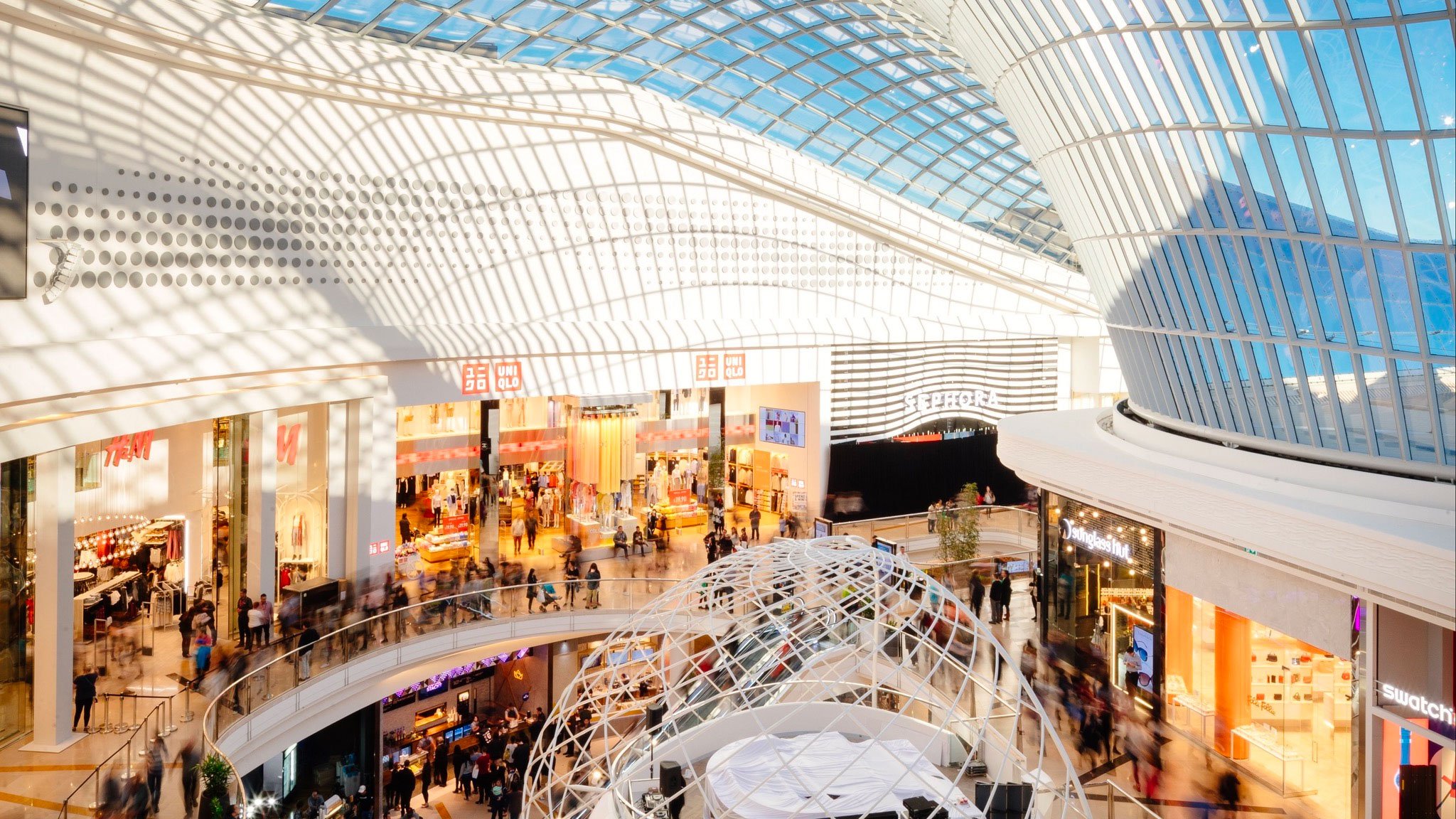 Melbourne's Chadstone shopping centre is the most profitable mall in the country