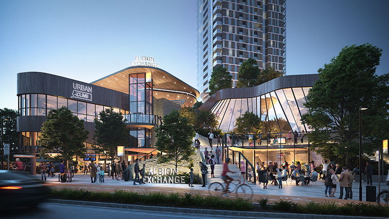 Geon Property gets development approval for Stage One of Albion Exchange on Brisbane's inner north.