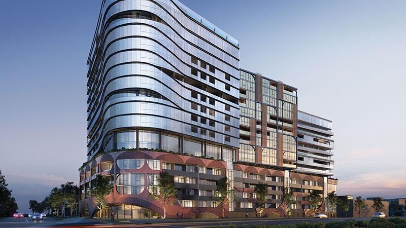 Developer Caydon gets development approval. 626 Heidelberg Road