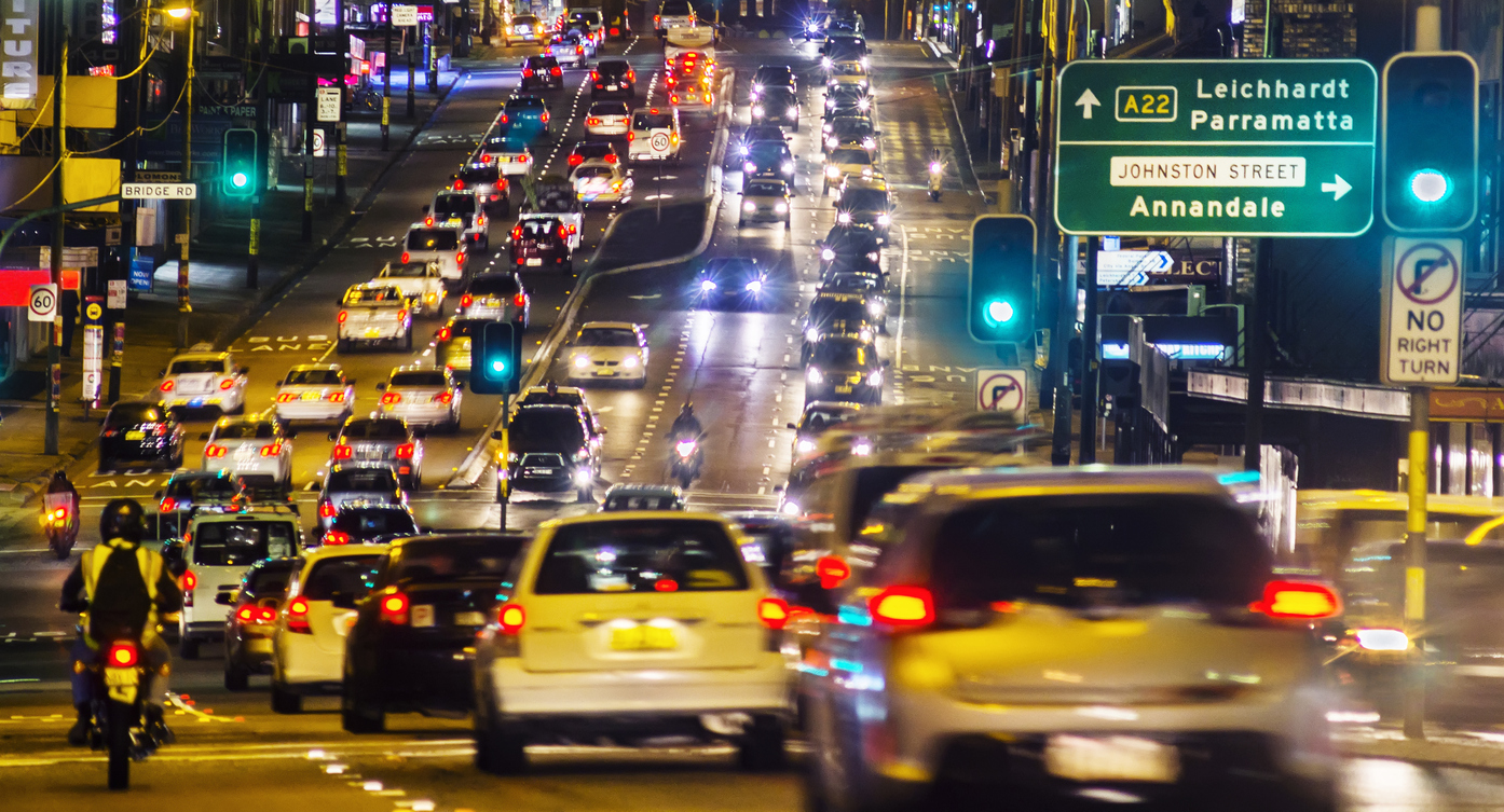 "New report says Sydney is on the ""cusp of becoming a global leader"" but it needs to sort out its congestion issues."