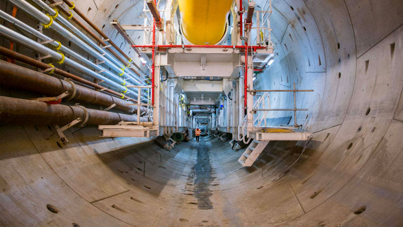 ▲ The Victorian government has estimated that the tunnel will create at least 4,700 jobs during its ten year construction period.