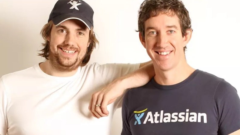 Atlassian's Michael Cannon-Brookes and Scott Farquhar