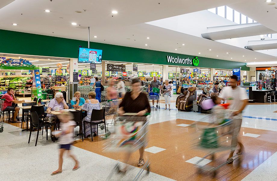Dexus' wholesale property fund is looking to offload its $100 million-plus shopping hub in Beenleigh, located in Brisbane's south.