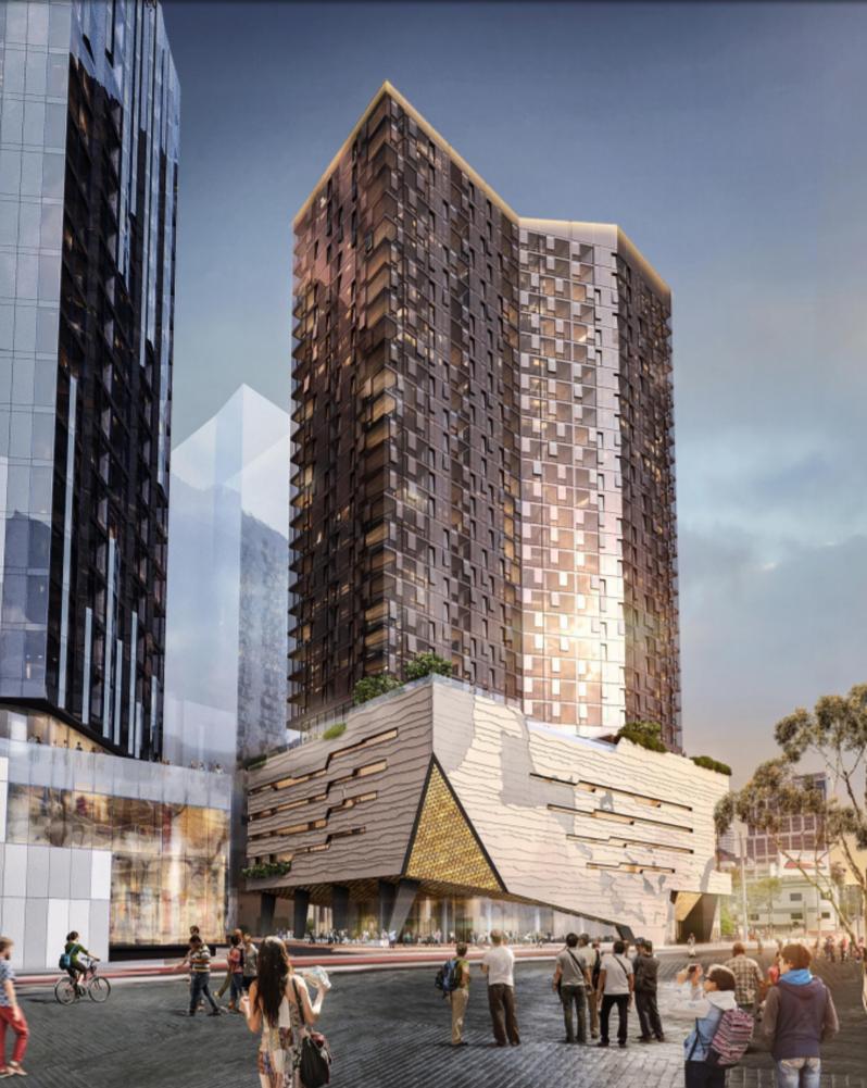 600 Wellington Road Development Perth