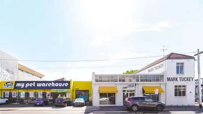 ▲ Melbourne property company Pace Development Group has announced its acquisition of 223-231 Johnston Street in Fitzroy.