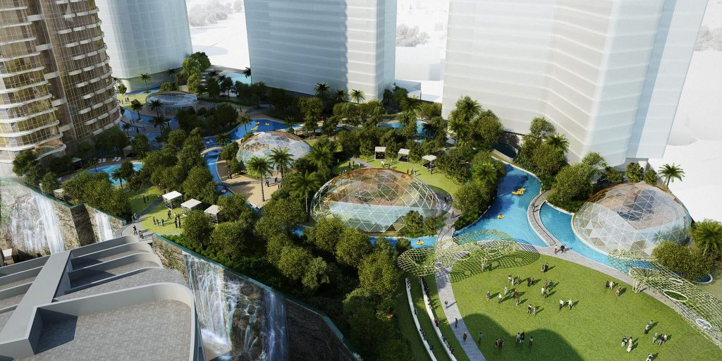 Star Gold Coast's integrated resort redevelopment.