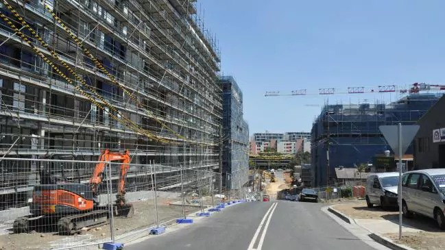 Development has outpaced local infrastructure according to NSW government.