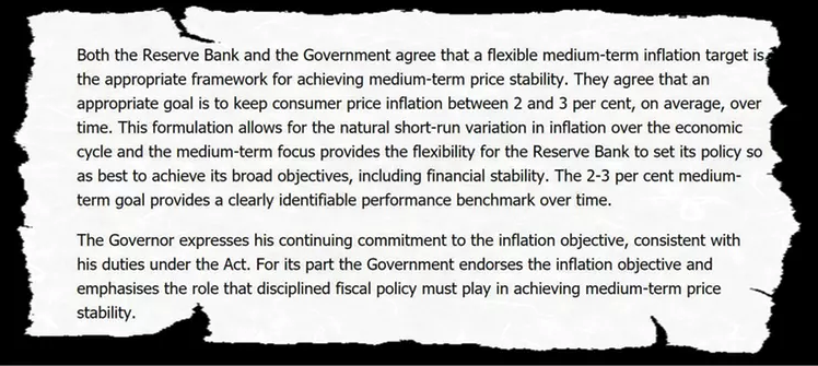 Treasurer and Reserve Bank Governor, Statement on the Conduct of Monetary Policy, September 19, 2016