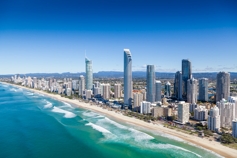Gold Coast owner occupiers accounted for 65 per cent of total apartment sales