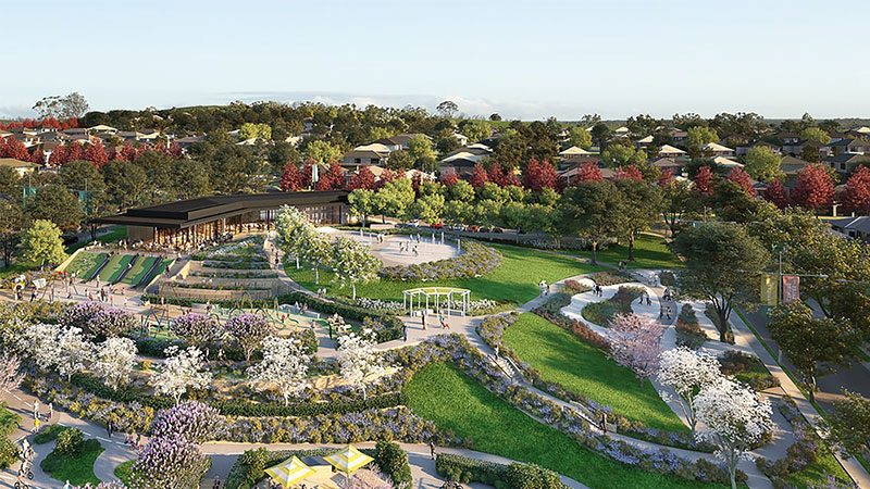 ▲ The community is located in Sydney's south west in the township of Wilton in Wollondilly Shire. Image: Supplied