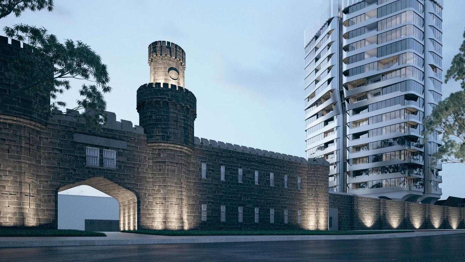 Shayher's $1bn Pentridge Prison Project