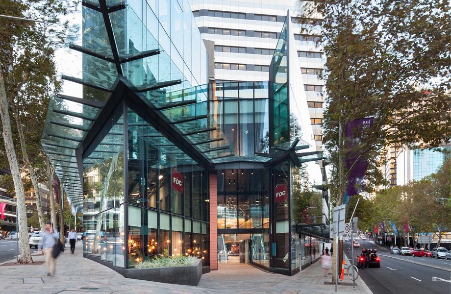 ▲ Cromwell and partner Redefine spent $130 million refurbishing the 44-storey tower.