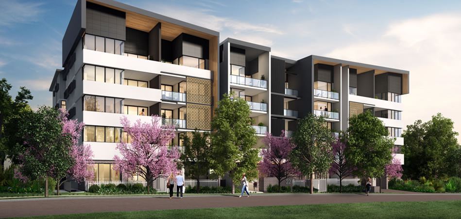 Azure's completed Brisbane projects include Portavilla in Murrarie, The Residences at Carindale and Ancassa (pictured above) in Cannon Hill.