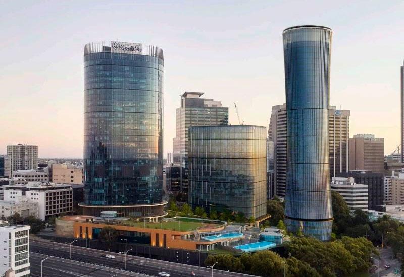 Capital Square Tower Perth