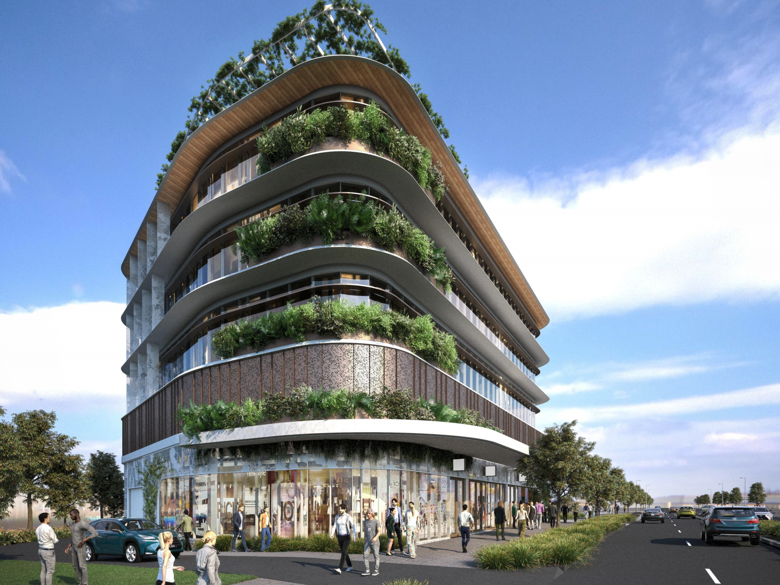 Lot A1 at SunCentral's Maroochydore CBD