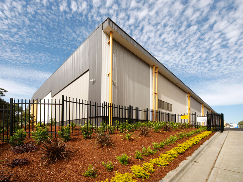 Amazon's new Goodman Centenary fulfilment centre in Sydney's Moorebank.