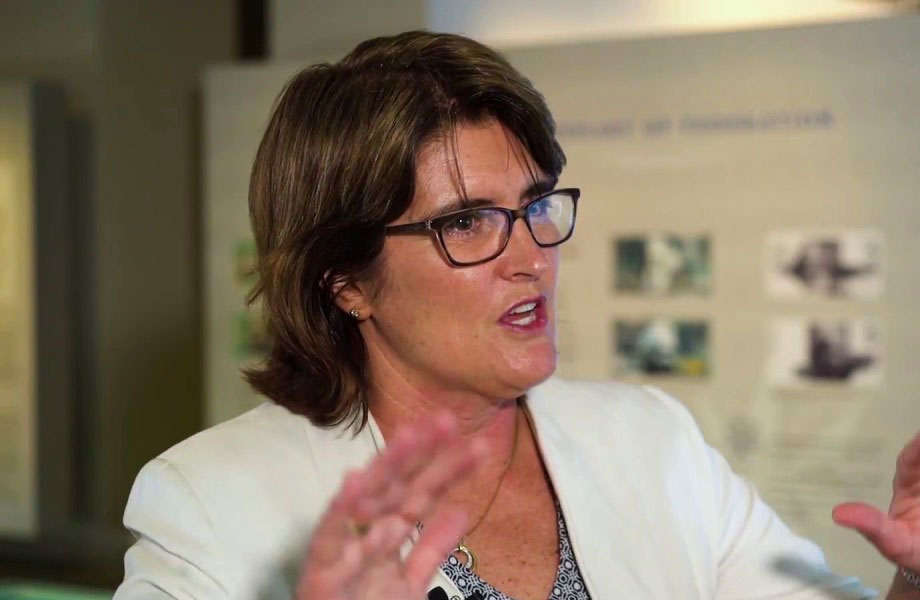 Reserve Bank assistant governor Michelle Bullock
