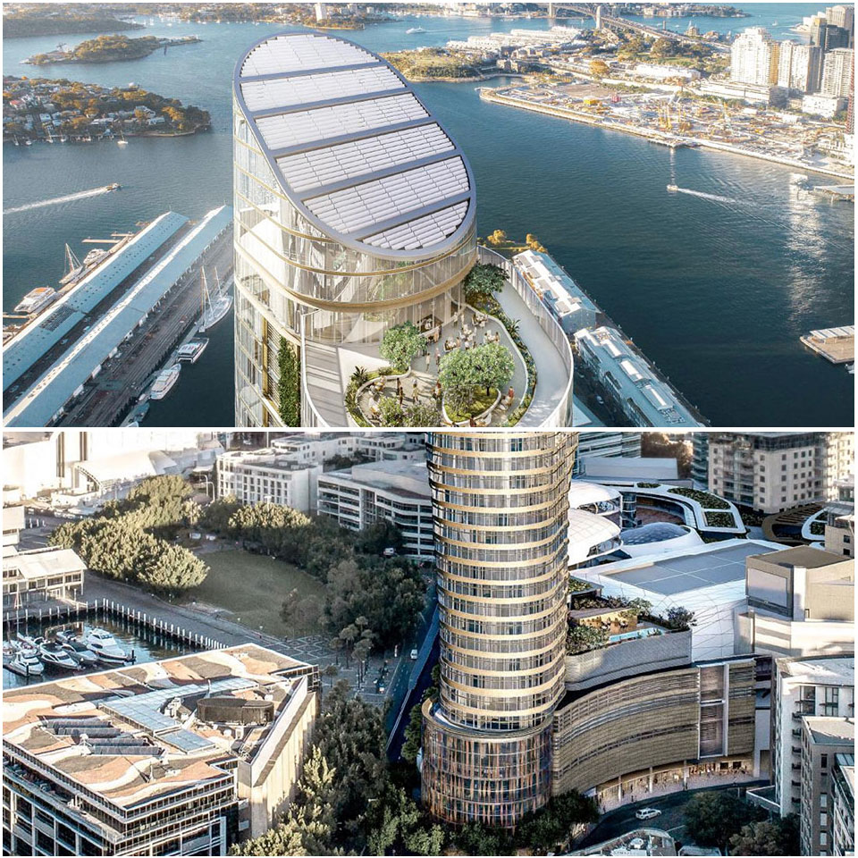 ▲ The Star originally lodged plans for the luxury hotel and residential development in 2018.