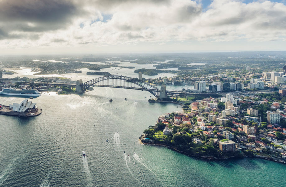 Due to Sydney's large house price rises in recent years – and falls in recent months, EY focused its research on Australia's most expensive capital city.