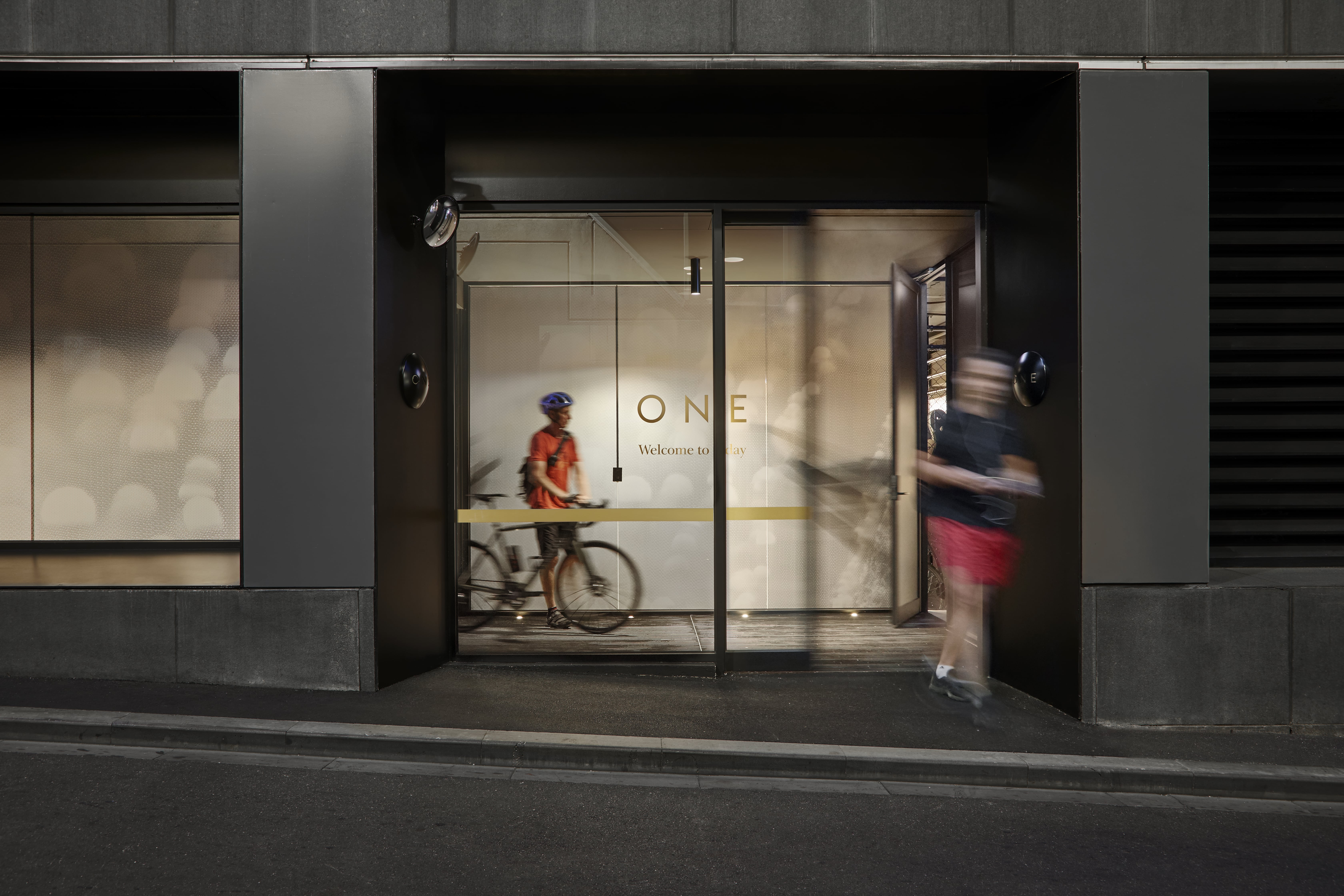 ▲ In all major cities, ride sharing, cycling infrastructure (such as end-of-trip facilities and bike lanes), e-bikes and e-scooters are all working to reduce the need for carparking within the CBD and commercial developments. Image: Gray Puksand
