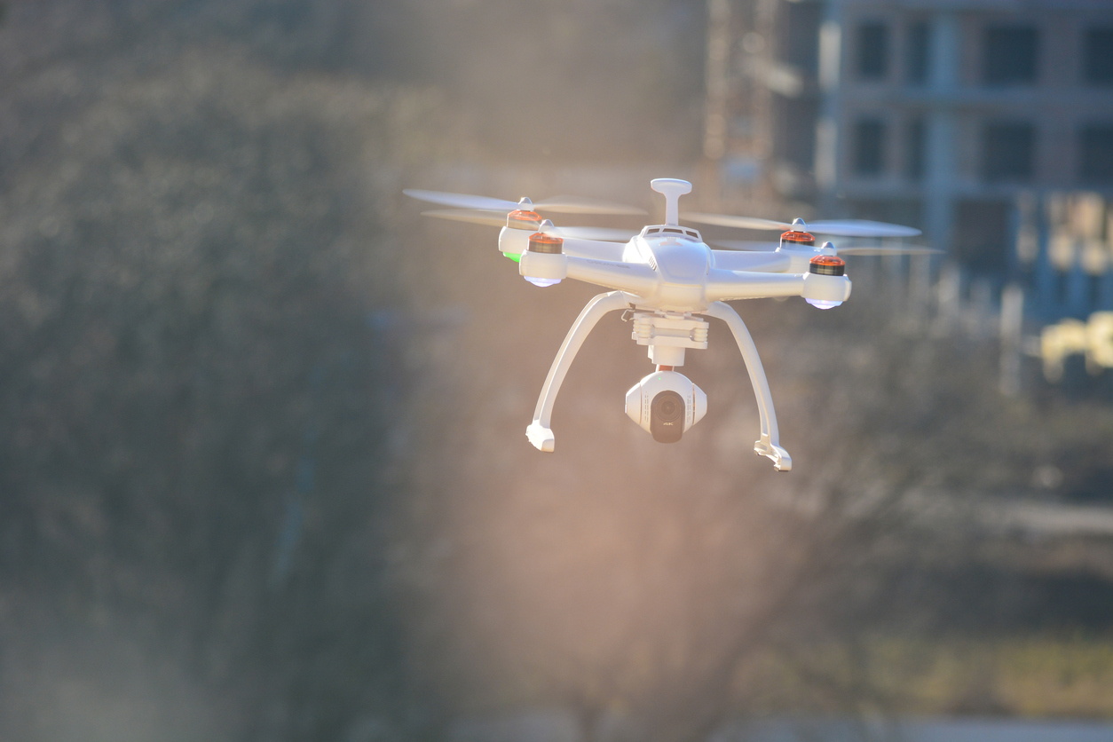 drone construction