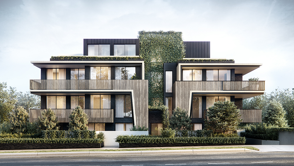 Fortis Group's Glen Iris development