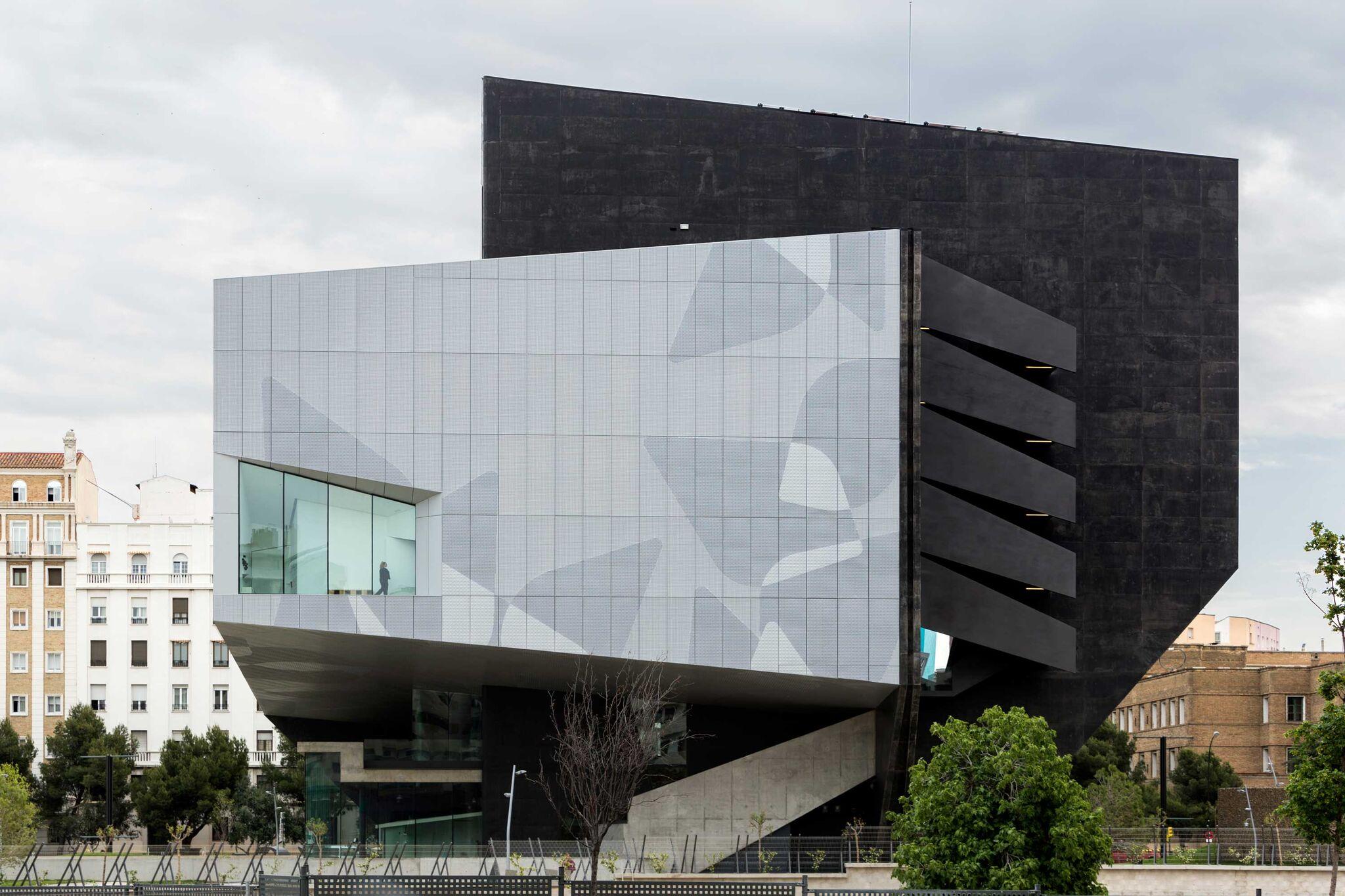 Caixaforum Zaragoza - Museum, Auditorium and Cultural Centre -  Alexandra Zafiriou (MPavilion)